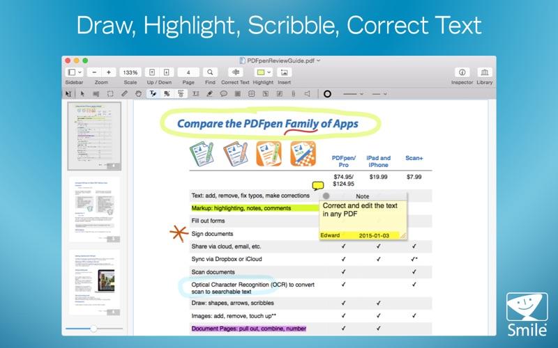 PDFpenPro Mac 破解版 优秀的PDF编辑工具-麦氪派(WaitsUn.com | 爱情守望者)