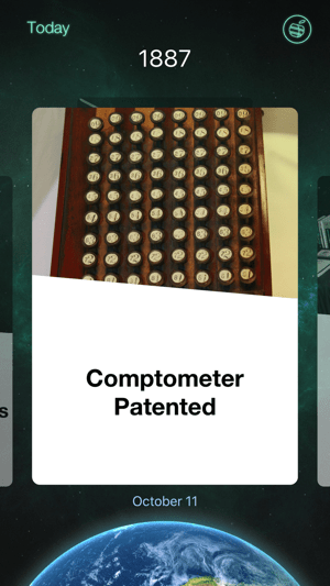 Techline Calendar Screenshot