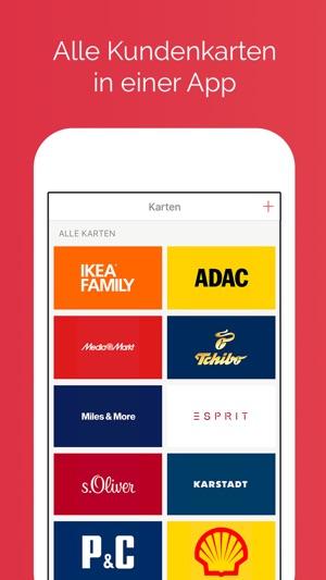 Stocard - Kundenkarten Wallet Screenshot