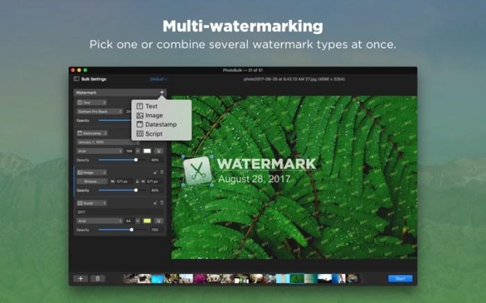 PhotoBulk: watermark in batch Screenshot 03 xnj6bn