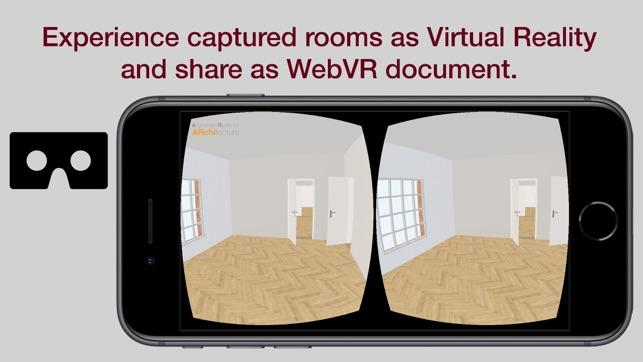 ARchi VR Screenshot
