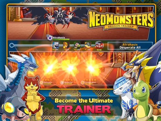 Neo Monsters Screenshot