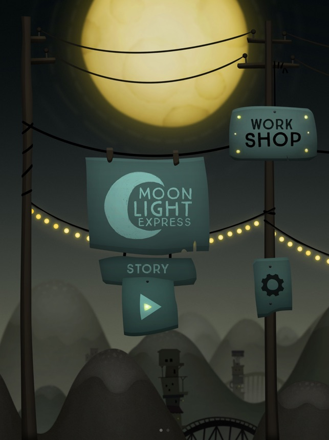 Moonlight Express Screenshot