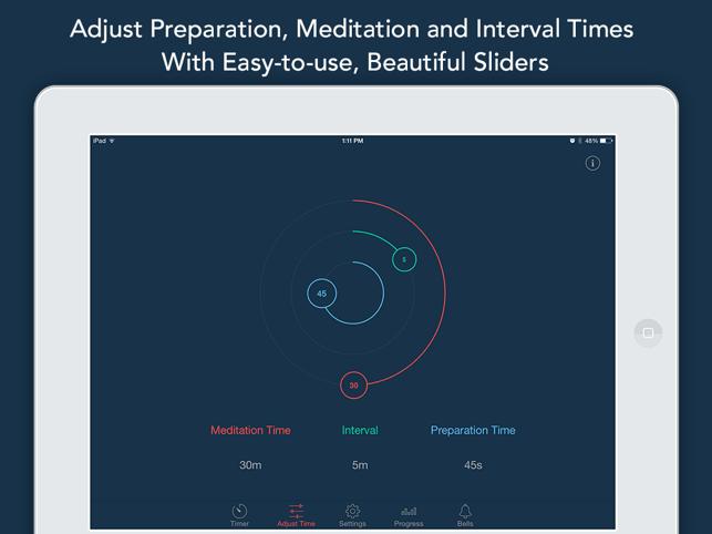 Ensō | Meditation Timer & Bell Screenshot