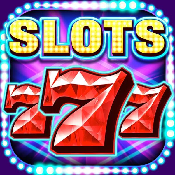 Slots Vegas Lights - 5 Reel Deluxe Casino