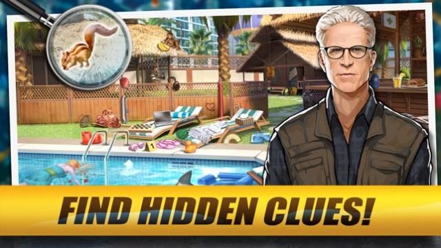 CSI: Hidden Crimes Screenshot