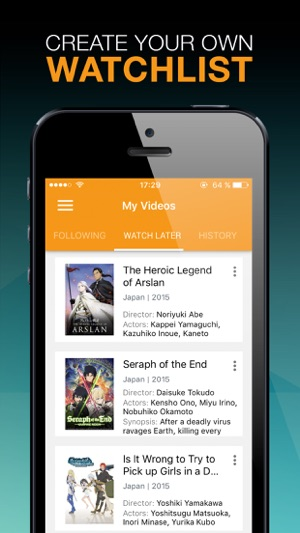 Viewster on the App Store