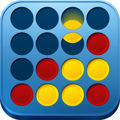 4 in a Row Multiplayer - Play online with friends! by Benjamin Lochmann