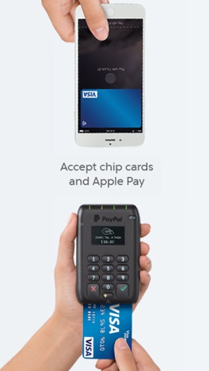 Mobile Phone Swipe Card Reader