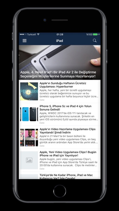 AppleFoni Screenshot