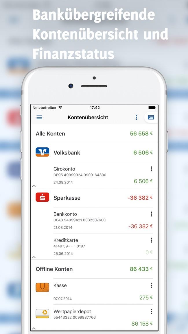 Banking 4i Screenshot