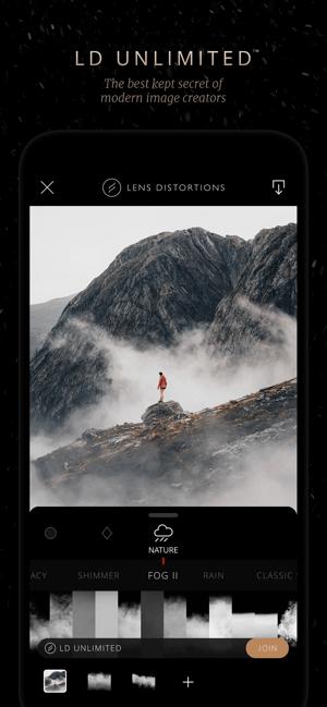 Lens Distortions® Screenshot