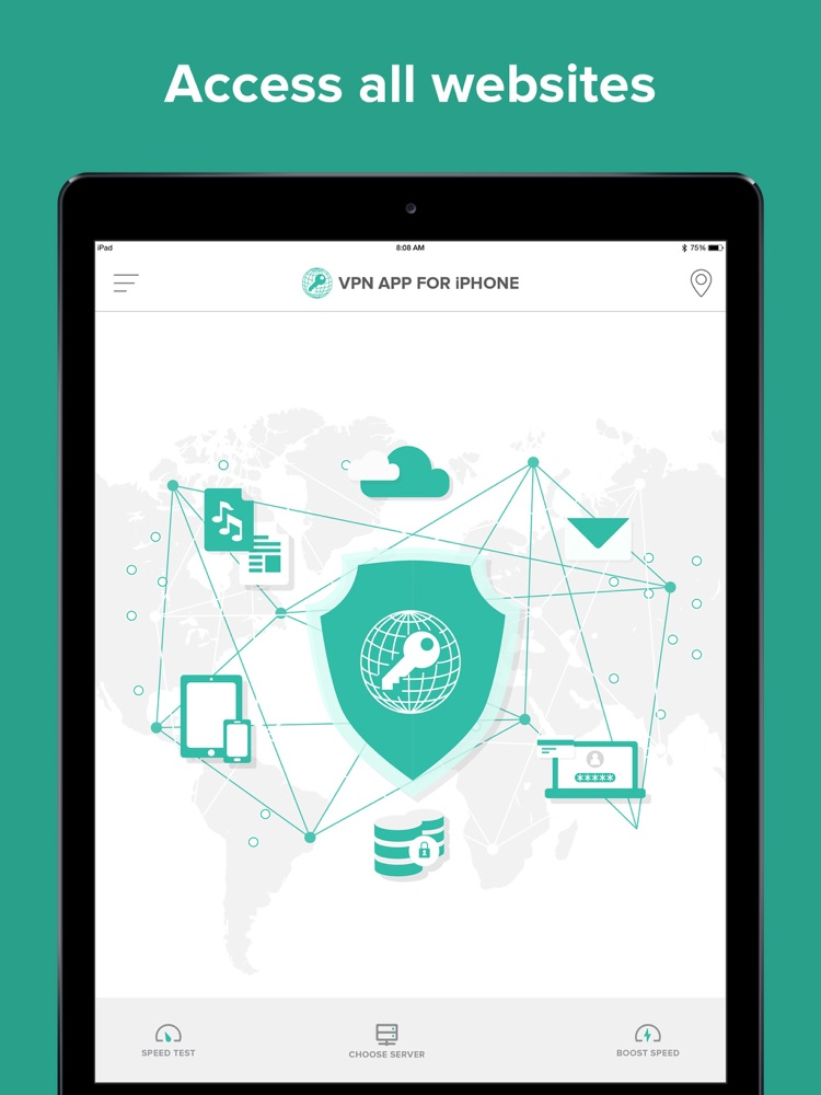 VPN' App for iPhone - Free Download VPN' for iPad & iPhone at AppPure