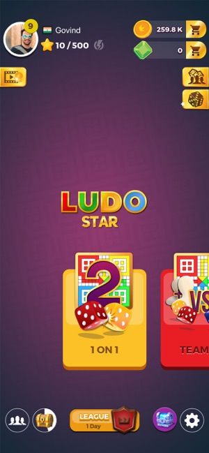 Ludo Star Mod Apk v1 3 12 (Auto-Win, Unlimited Gems/Coins)