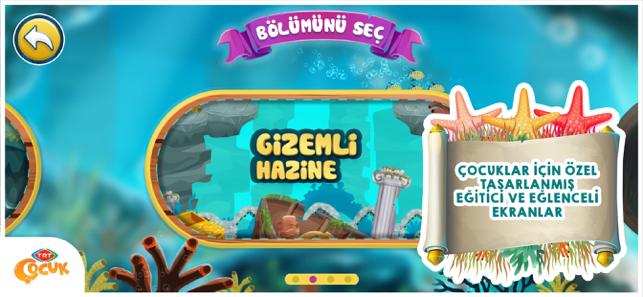 TRT Su Altı Kaşifi Screenshot