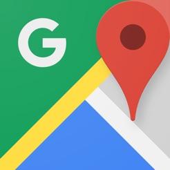 Google Maps - Transit & Essen