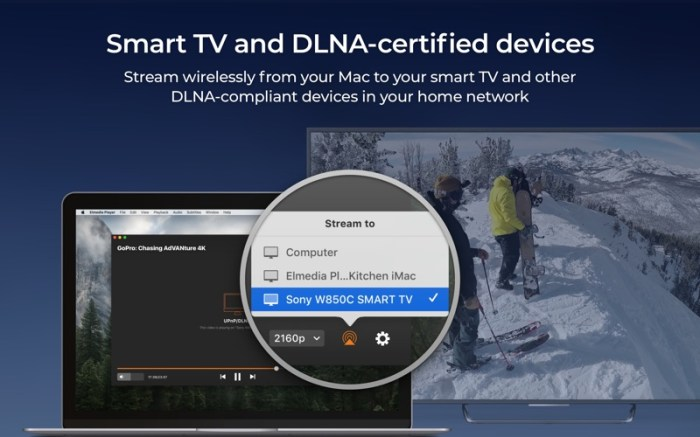 Elmedia:universal video player Screenshot 05 13a4win