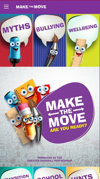 make the move by