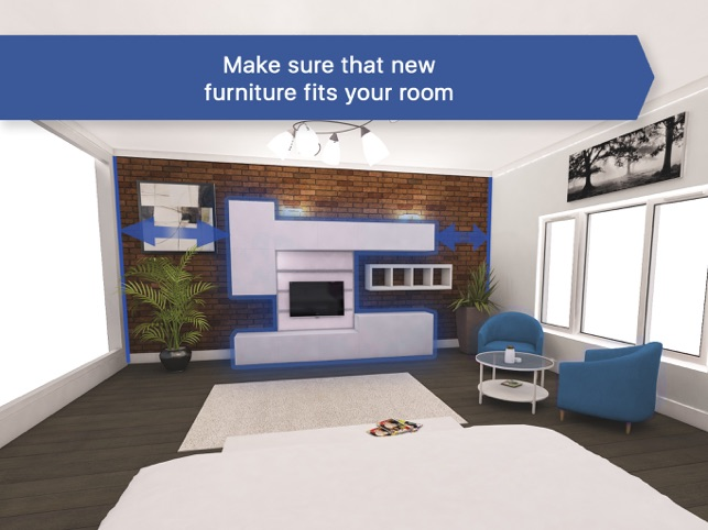 Room Planner Home Design 3d On The App Store