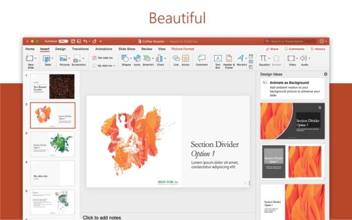 Microsoft PowerPoint Screenshot 02 f8nzlln
