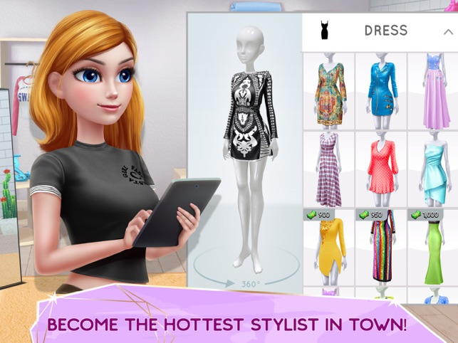 super stylist on the