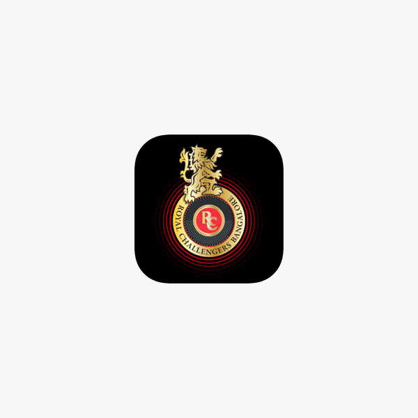 rcb official app on