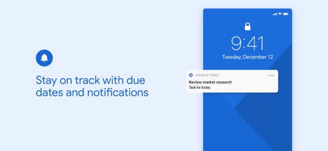 ‎Google Tasks Screenshot