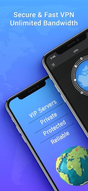 VPN for iPhone – Proxy Server Screenshot