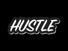 Hustler's Stickers