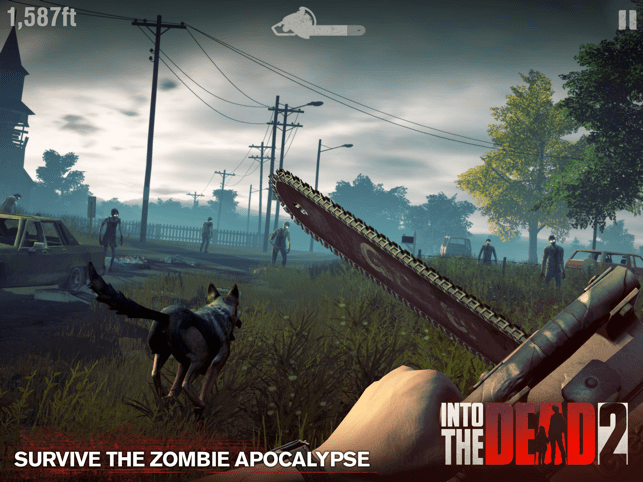 ‎Into the Dead 2 Screenshot