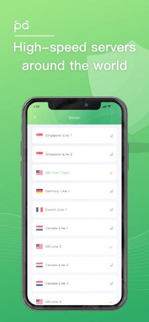 Panda VPN Pro Screenshot
