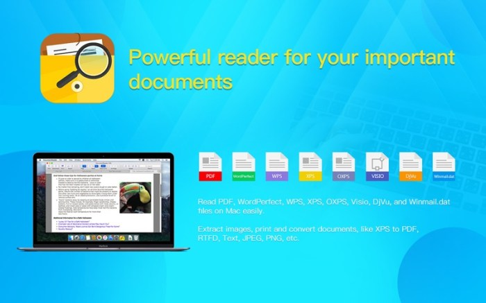 Document Reader Screenshot 01 57zqihn