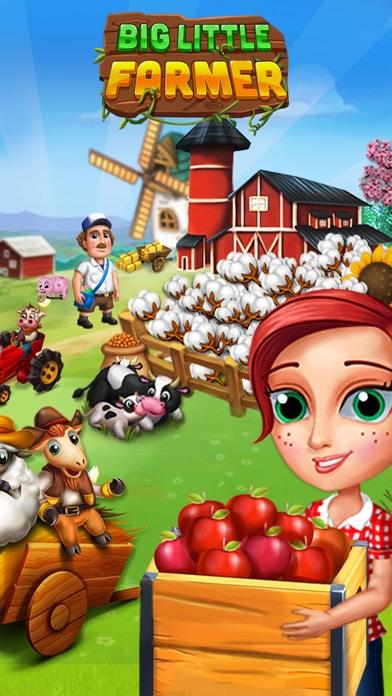 Download Little Big Farm Mod Apk : download, little, Little, Farmer, Offline, Android, Download, [Latest, Version