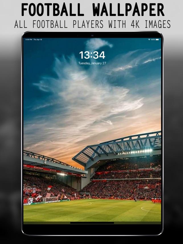 football wallpaper soccer im app store