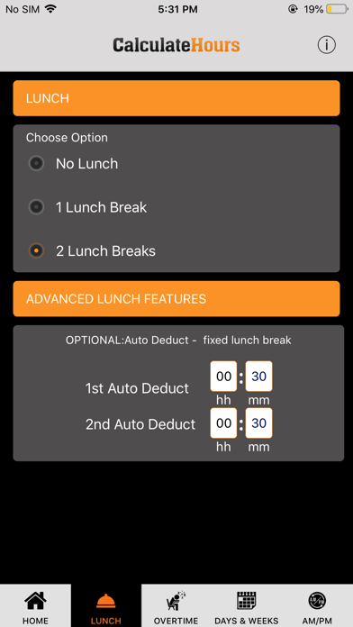 time card calculator app
