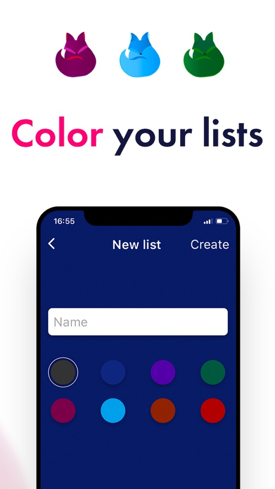 Foxy List - Smart Shopping App for iPhone - Free Download ...