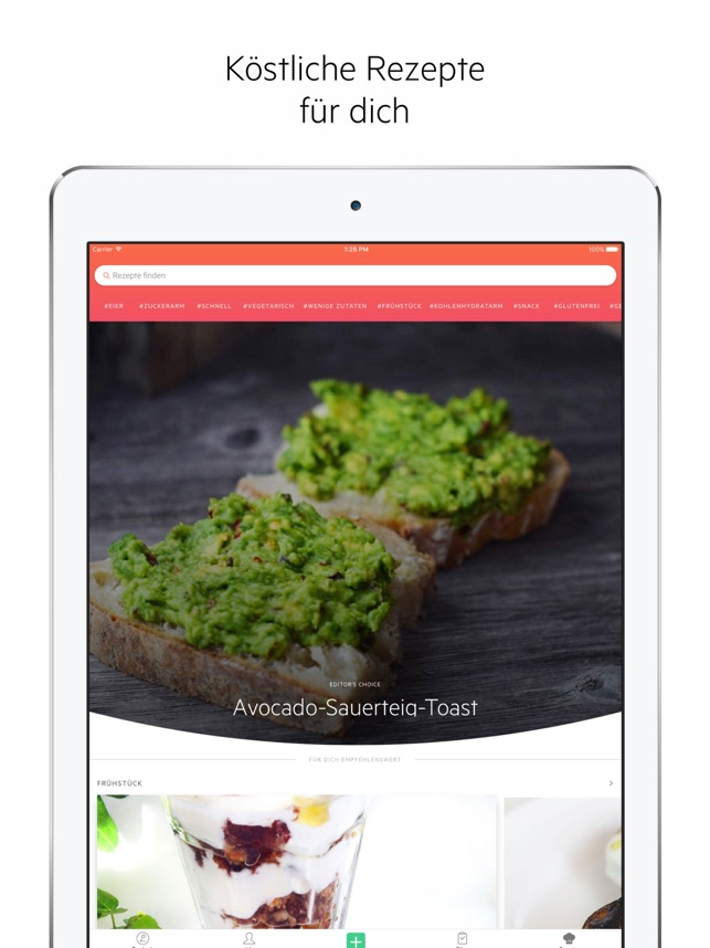 Lifesum: Diät Planer & Tracker Screenshot