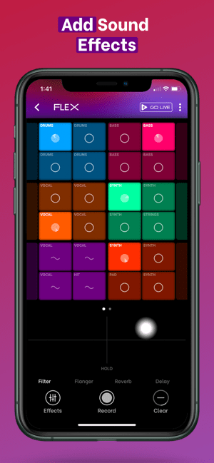 ‎Splash - Music & Beat Maker Screenshot
