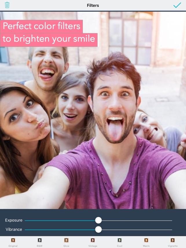 Selfie Editor: Beauty Makeup Screenshot