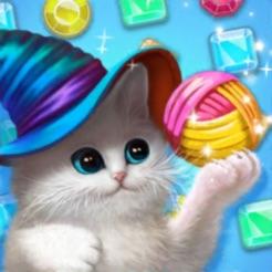 Lindos Gatitos: Tres en línea