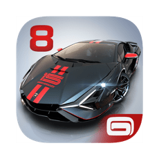 ‎Asphalt 8 - Drift Racing Game