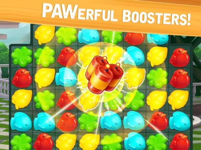 Meow Match: Puzzle Fever! Screenshot