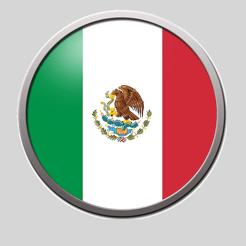 MEXICO - Juego de Capitales