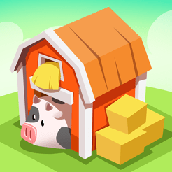 ‎Pocket Farmery: Idle Pop Farm
