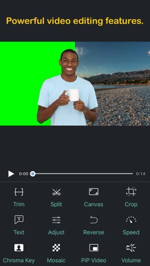 Perfect Video Editor, Collage Screenshot