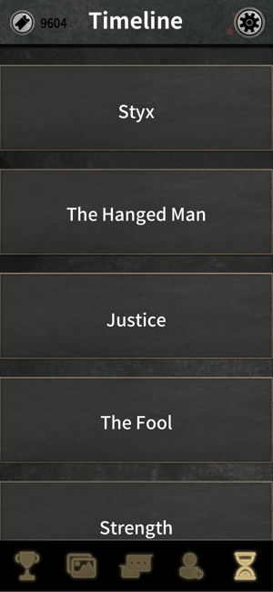 Argo's Choice! Crime Adventure Screenshot