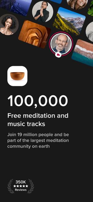 Insight Timer - Meditation App Screenshot
