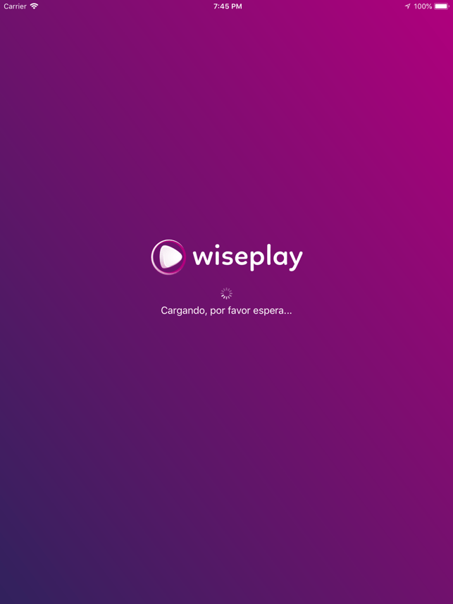 Wiseplay Screenshot