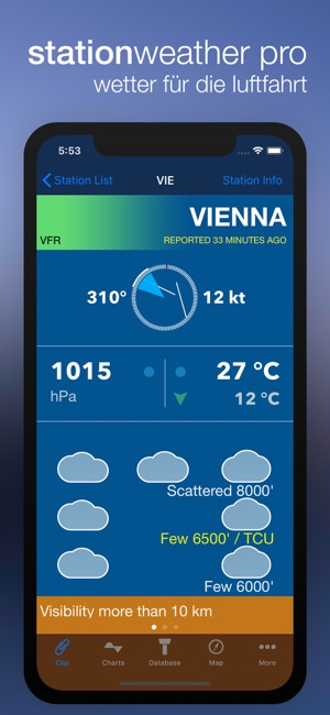 StationWeather Pro Screenshot