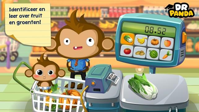 Dr. Panda Supermarkt Screenshot